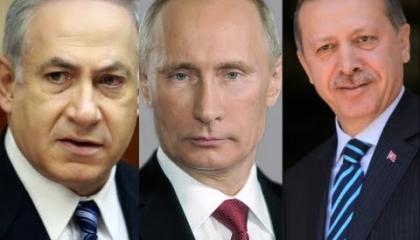 وكالة الأنباء الروسية: إسرائيل تدعم أردوغان لاستمرار الفوضى في الشرق الأوسط