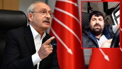 حزب الشعب التركي يمنح السائق المفصول فرصة عمل بعد تشريده على يد أردوغان