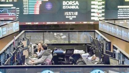 بورصة إسطنبول تواصل تراجعها بعد هبوط مؤشر «بيست 100» في تعاملات الاثنين