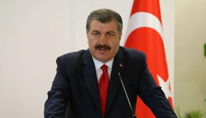 تركيا تسجل 1592 إصابة جديدة والوفيات تقترب من 5 آلاف حالة وفاة