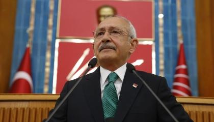 """زعيم المعارضة التركية: القصر الرئاسي وراء كل كوارث تركيا.. وأردوغان """"حرامي"""""""