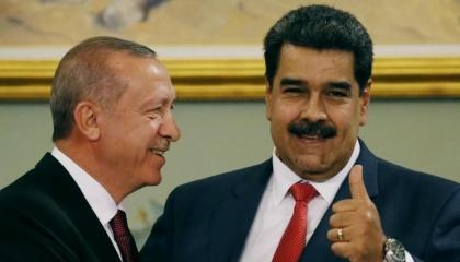 اعتقال زعيم مافيا كولومبي يهدد أردوغان بفضائح جديدة على غرار قضية «ضراب»
