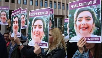 المؤبد لقاتل الجميلة «شعلة» بعد اغتصابها في جامعة أنقرة