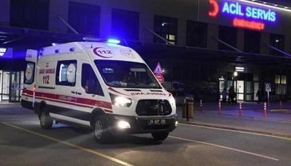 مصرع 4 عمال في انفجار مركبة مُحملة بالوقود بشرناق التركية