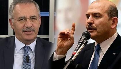 صويلو يهدد صحفيًّا بالاعتقال بسبب كشفه عن «المحسوبية» في حزب أردوغان