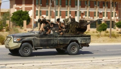 فيديو: مرتزقة أنقرة تقحم سيارات الإسعاف في عمليات إرهابية وتعذّب الليبيين