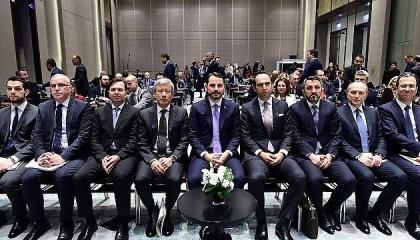 انخفاض الاستثمارات الداخلية بتركيا بنسبة 35% لعام 2019
