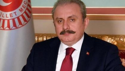 العدالة والتنمية يعلن ترشح شنتوب لرئاسة البرلمان التركي لدورة جديدة