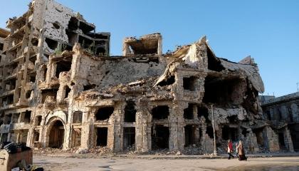مسئول تركي يفضح أطماع أنقرة بليبيا: هناك فرص لشركاتنا لإعادة الإعمار