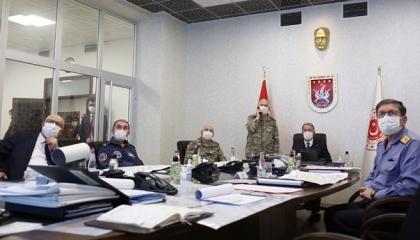 وزير الدفاع التركي يعترف بتدمير أكثر من 150 منطقة بشمال العراق