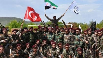 وكالات: احتفالات الميليشيات السورية بعودة قادتهم من ليبيا يثير الذعر بحلب