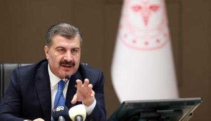 تركيا تسجل 212 ألف إصابة كورونا والوفيات تقفز إلى 5344 حالة