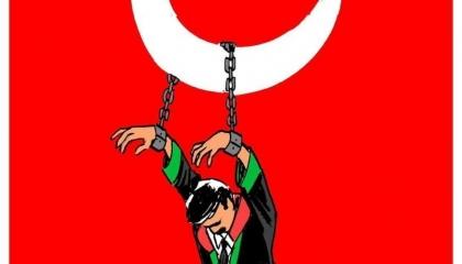 تركيا تعتقل المحامين