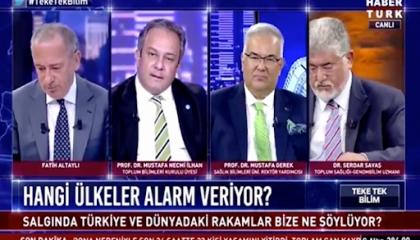 على الهواء.. خبير تركي يدعو أردوغان وحكومته لتجربة ظروف طلاب الثانوية