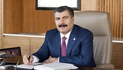 قوجة: ارتفاع عدد الإصابات بـ«كورونا» في تركيا إلى 188.897حالة