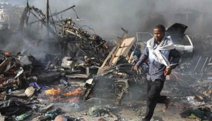عاجل.. هجوم انتحاري على قاعدة عسكرية تركية في الصومال