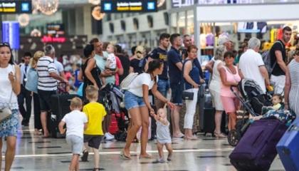 القطاع السياحي في تركيا يسجل تراجعًا بنسبة 99% خلال مايو الماضي