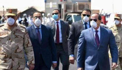 بعد تهديد السيسي.. أردوغان يطلب أموالاً من قطر لدعمه في ليبيا