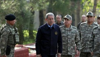 تركيا تنتظر زيارة مرتقبة من وزير الدفاع إلى ليبيا