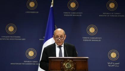 فرنسا: تدخلات تركيا في ليبيا غير شرعية.. ونثمن جهود القاهرة لمكافحة الإرهاب