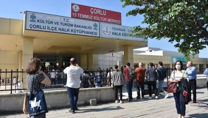 أهالي الضحايا بـ«قطار تشورلو» يغادرون قاعة المحكمة احتجاجًا على تعسف القضاة