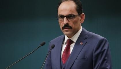 الرئاسة التركية تشترط خروج الجيش الليبي من سرت والجفرة لوقف إطلاق النار