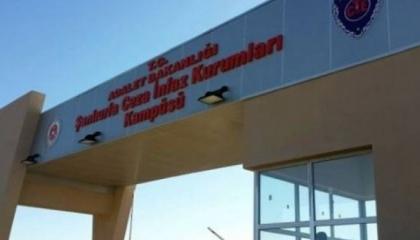 بسبب منعهم من العلاج.. 5 معتقلين بسجن أورفة يبدأون إضرابا مفتوحا عن الطعام