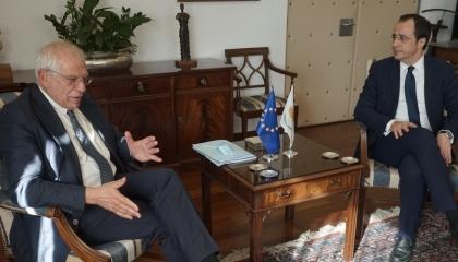 الاتحاد الأوروبي: عمليات تركيا في المتوسط «ضد القانون» وعليها التوقف فورًا