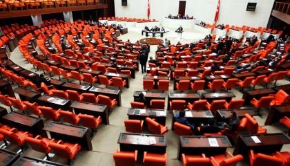 تعليق العمل بالبرلمان التركي لمدة 5 أيام بسبب تفشي وباء «كورونا»