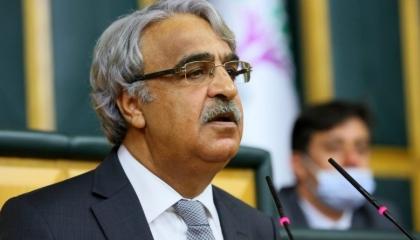 رئيس أكبر حزب كردي: تركيا بيئة غير ديمقراطية لا تصلح لكتابة دستور جديد الآن