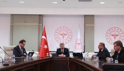 تركيا تسجل 1396 إصابة جديدة بكورونا.. والوفيات تتجاوز 5 الآف
