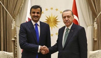 صحيفة سعودية تهاجم تآمر تركيا وقطر على العرب وتصف تحالفهما بـ«الإجرامي»