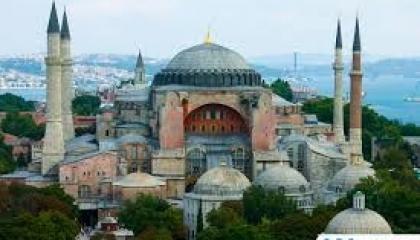الخارجية التركية تنتقد تحذير أمريكا لأردوغان من المساس بـ«آيا صوفيا»