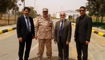 موقع استخباراتي يكشف أنشطة شركة الخدمات العسكرية التركية «صادات» في ليبيا