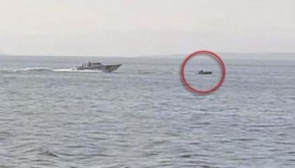 غرق قارب يحمل 39 من طالبي اللجوء غرب تركيا