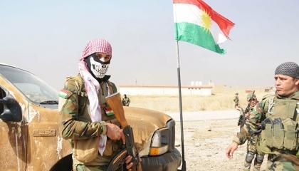 المتحدث باسم البيشمركة: عمليات تركيا في شمال العراق انتهاك صارخ للسيادة
