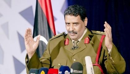 الجيش الوطني الليبي: نقف بالمرصاد للهجوم التركي على سرت