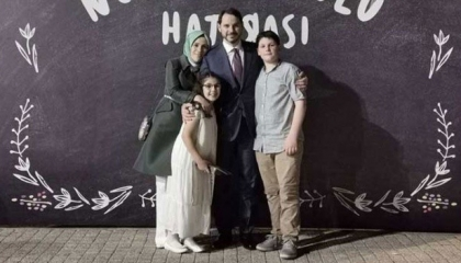 تركيا تعتقل مواطنًا علّق على وضع ابنة أردوغان مولودها الرابع