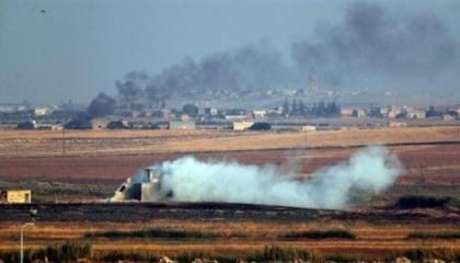 عاجل.. تركيا تقصف بلدة تابعة لمحافظة أربيل العراقية