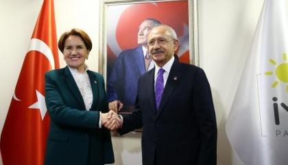زعيم المعارضة التركية يدعم المرأة الحديدية في سخريتها اللاذعة من أردوغان