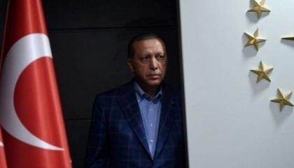 أردوغان يناقش حجب مواقع التواصل في تركيا بالبرلمان يوم 15 يوليو