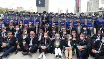 فرض حظر تجوال لمدة 15يومًا في أنقرة لمنع انطلاق مسيرة «الدفاع» الجمعة