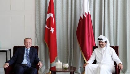 هل يغلق تميم خزائن قطر أمام أردوغان؟ وقائع زيارة نصف اليوم إلى الدوحة