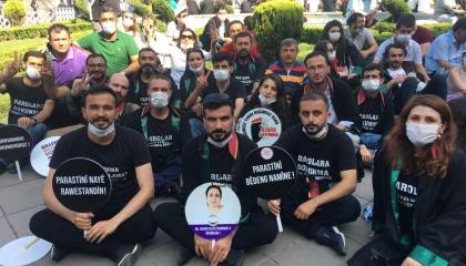 بالفيديو والصور.. تفاصيل اعتداء شرطة أردوغان على محاميّ تركيا بقنابل الغاز