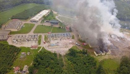 مصنع صقاريا.. شاهد تاريخي على جرائم العمل بتركيا: 5 انفجارات في 11 عامًا