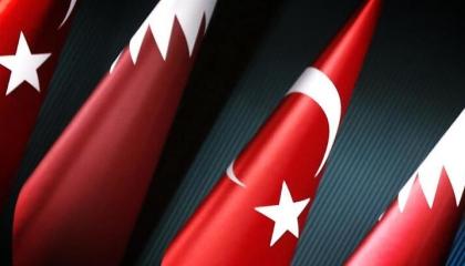 قطر تؤكد: مستعدون لتقديم الدعم الكامل لتركيا «في جميع مجالات الحياة»
