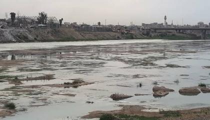 الرئيس العراقي: 7 ملايين مواطن تضرروا من الجفاف بسبب السدود التركية