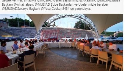 «رجال الأعمال» التركية تحتفي بصاحب مصنع صقاريا المنفجر.. والأتراك يستهجنون