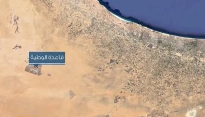 عاجل.. تركيا تبدأ أعمال نقل العتاد إلى قاعدة الوطية العسكرية بليبيا