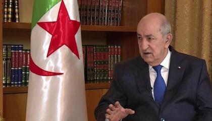 الرئيس الجزائري: الوفاق لا تمثل الشعب الليبي ونخشى تحول ليبيا لصومال جديدة